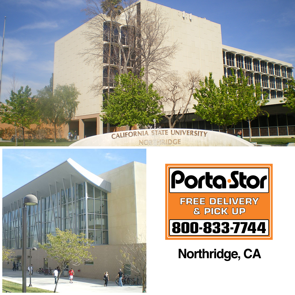 Rent Portable Storage Containers in Northridge