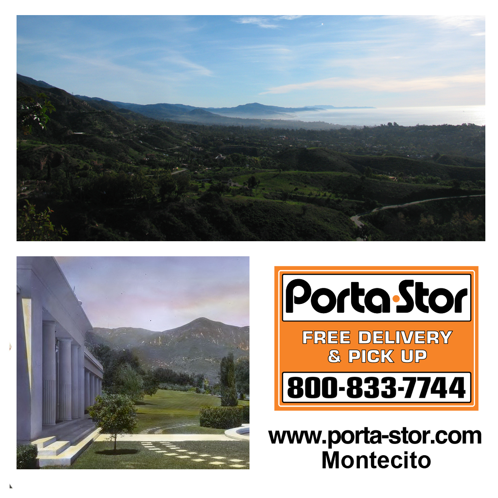 Rent Storage Containers in Montecito