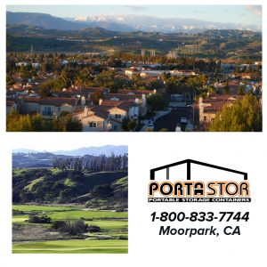 rent portable storage units in Moorpark CA