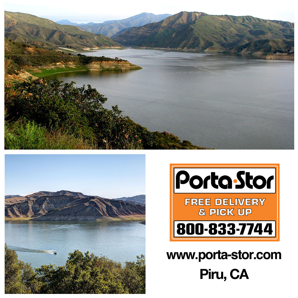 Rent portable Storage Containers in Piru
