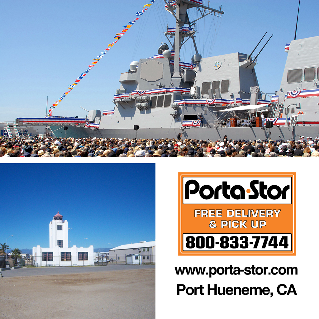 Rent Portable Storage Containers in Port Hueneme