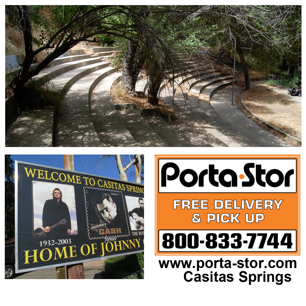 Rent Portable Storage Containers in Casitas Springs