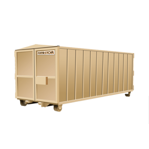 22 x 8 x 8 ROLL-OFF CONTAINER RENTAL