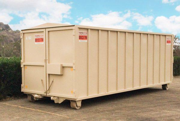 Porta-Stor Storage Container 22 x 8 x 8