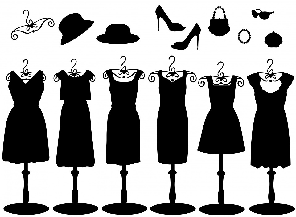 how to store evening wear