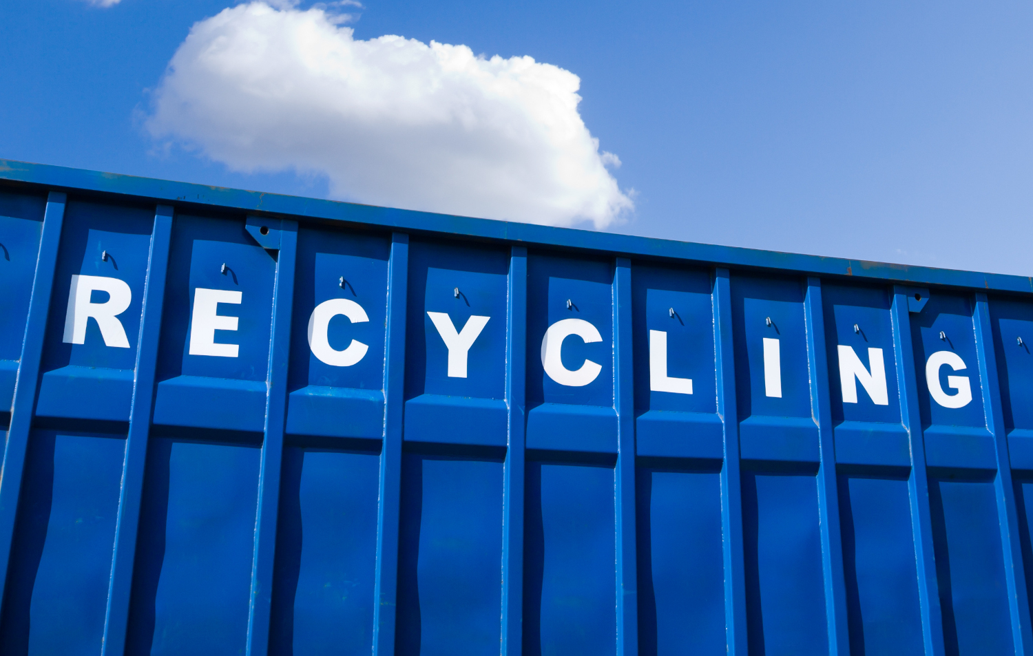 container disposal