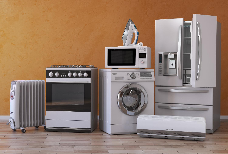 appliance storage