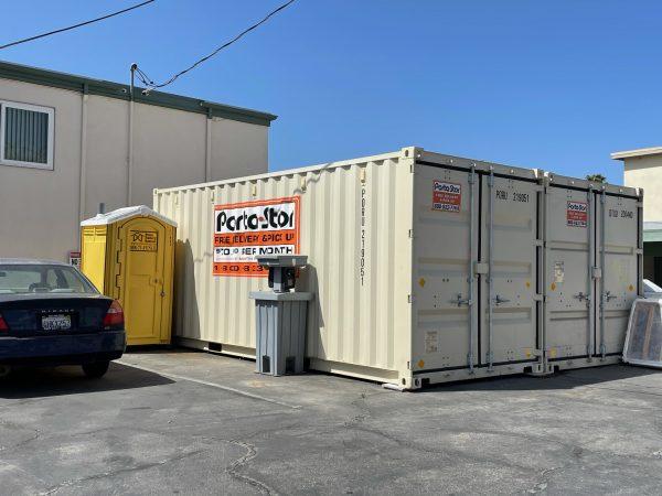 Rent Cargo Containers in Ventura