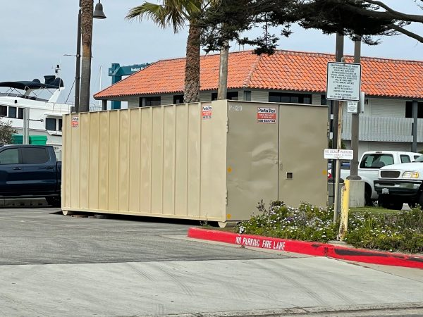 Rent Portable Storage Containers in Ventura